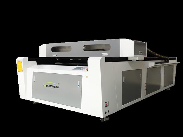 Machine de gravure au laser de CO2 à plat plat IGL-B