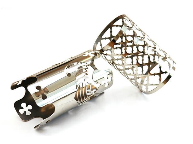 Metallrohr-Laserschneiden