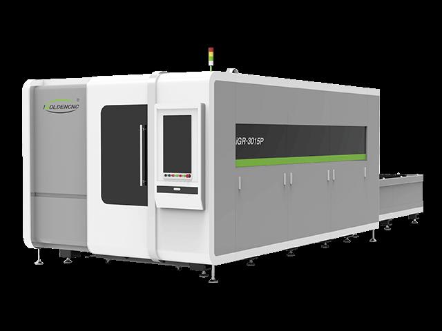 Machine de découpe laser à fibre de protection iGR-P