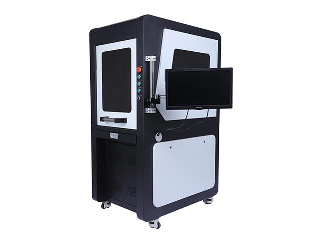 Machine de marquage laser à fibre verticale IGM-V